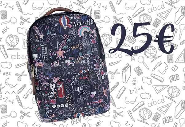 Accessorize: must have backpacks!