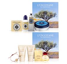 L'Occitane en Provence: exclusive set.