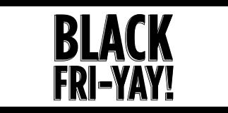 Tally Weijl: Black Fri-Yay!