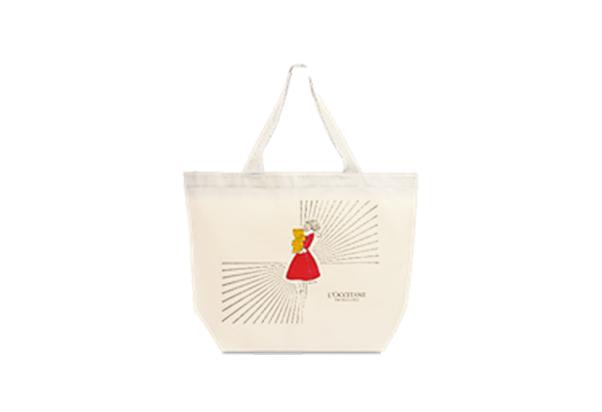 L'Occitane en Provence: Tote Bag limited edition.