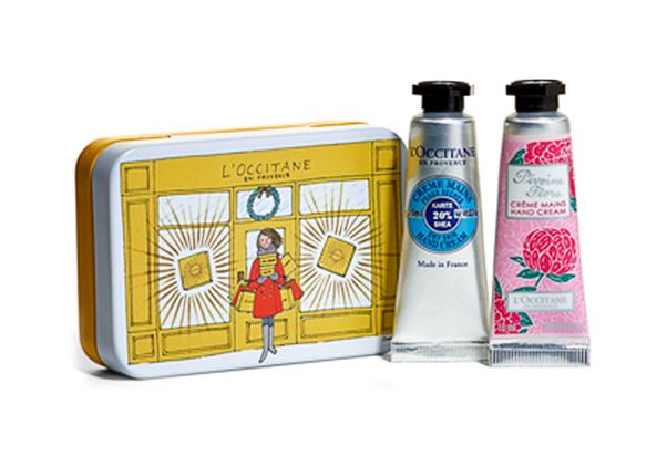 L'Occitane en Provence: mini size gift idea.