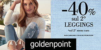 Goldenpoint: new collection.