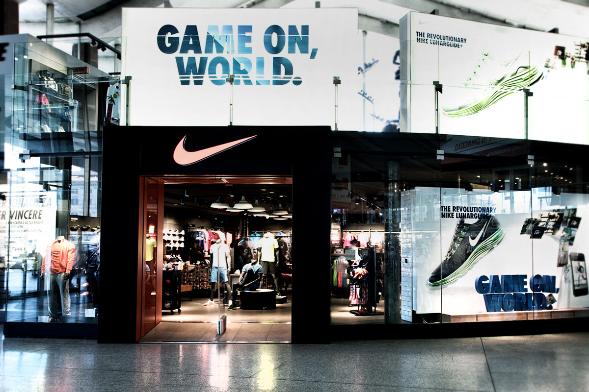 boutique nike italie