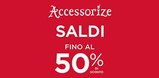 Accessorize: it's sales time!