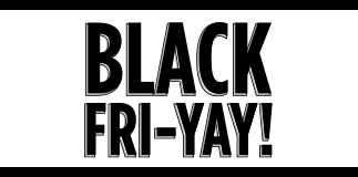 Tally Weijl: special Black Fri-Yay.