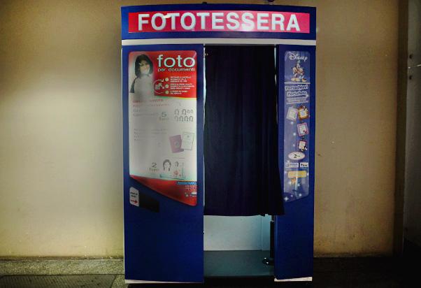 Cabine fototessere - Dedem Automatica