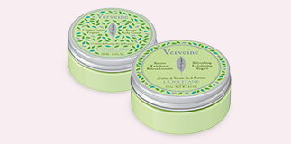 L'Occitane en Provence: new Verbena selection