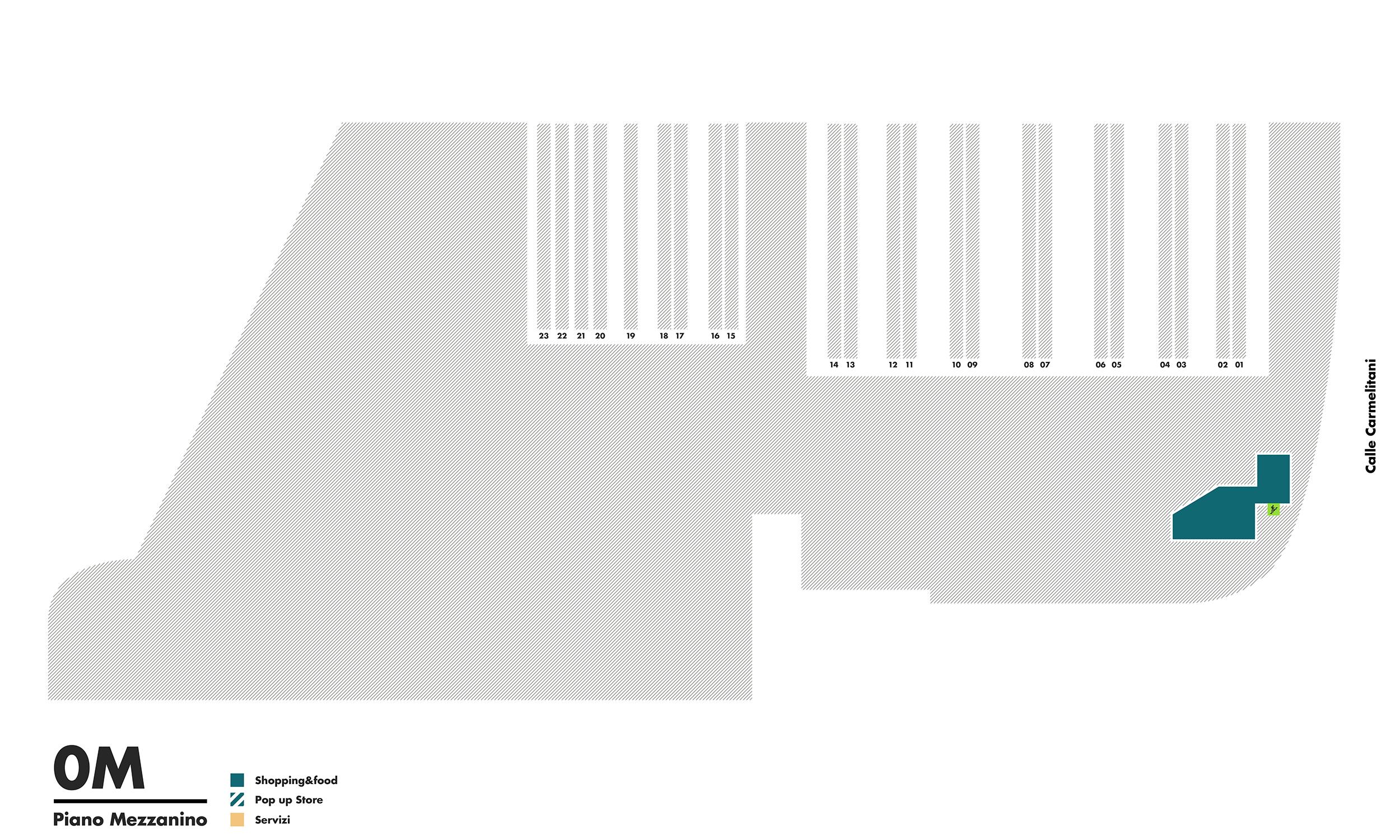Piano Ammezzato