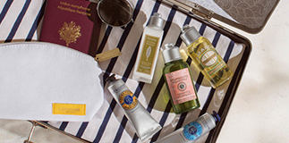 L'Occitane en Provence: make up bags discounted!