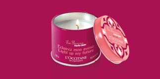 L'Occitane En Provence: buy to donate.
