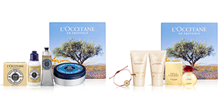 L'Occitane en provence: breakthrough sets.