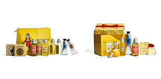 L'Occitane en Provence: surprising ideas for Christmas.