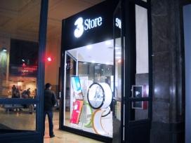 3 store a Milano Centrale!
