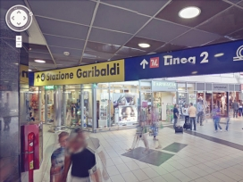 Napoli Centrale is on Google Street View!