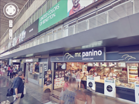 Roma Termini is on Google Street View!