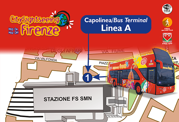 City Sightseeing: nuova fermata!