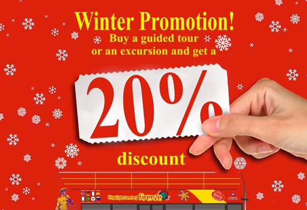 CitySightSeeing: Winter Promotion.