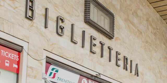 Trenitalia Ticket Office