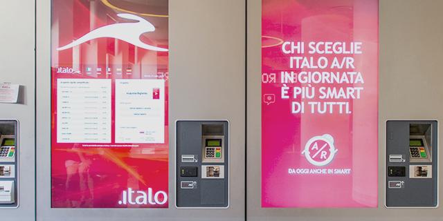 lounge Italo