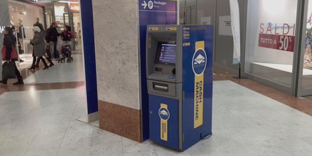 Euronet- Bancomat
