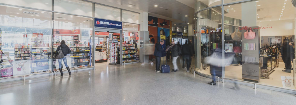 Stazione venezia mestre galleria commerciale shopping for Negozi arredamento venezia