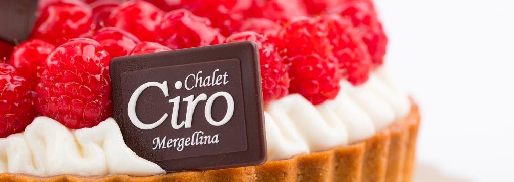New opening Chalet Ciro