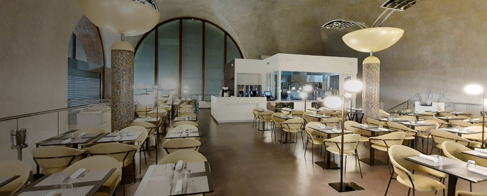 NEW OPENING: COLONNA BISTROT