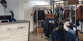 Pepe Jeans opens in Milano Centrale