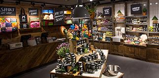 Lush apre il suo negozio a Milano Centrale