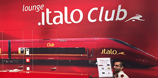 The new Lounge Italo Club opens in Station