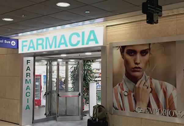 Apre la farmacia a milano centrale milano centrale