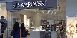 Swarovski lights up Milano Centrale