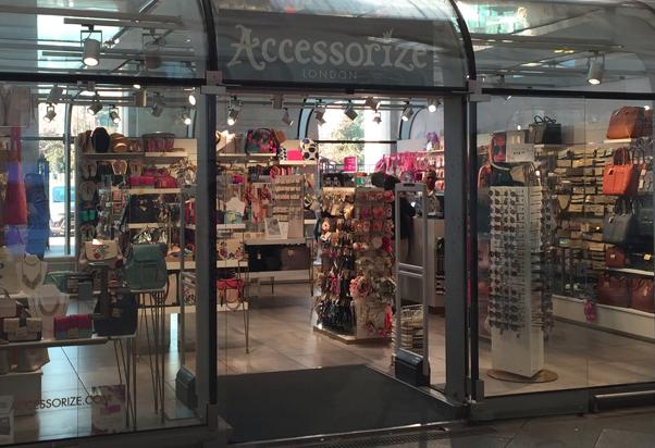 Accessorize il paradiso degli accessori