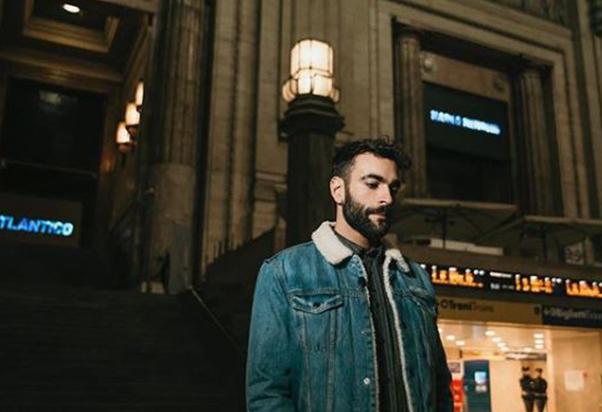 """Marco Mengoni ha presentato il suo nuovo album """"Atlantico"""""""