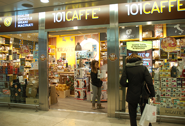 New opening 101CAFFE'