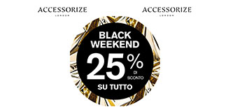 Black Weekend Accessorize