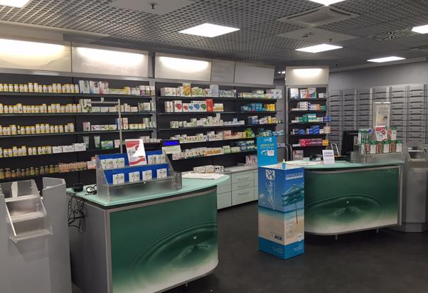 La farmacia di Milano Centrale aperta tutti i giorni fino alle 22