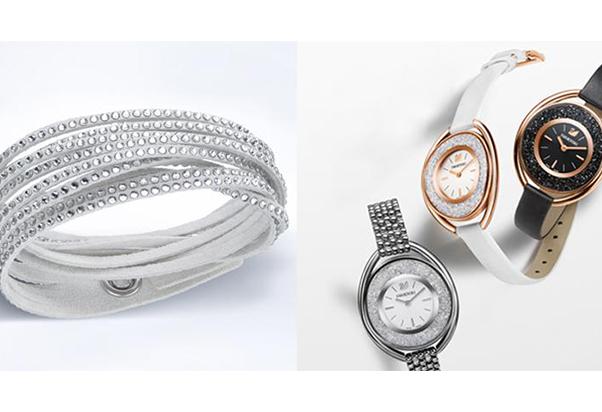 Swarovski: promozione sulla collezione orologi