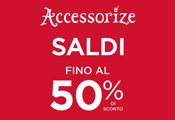 Accessorize: sconti fino al 50%!