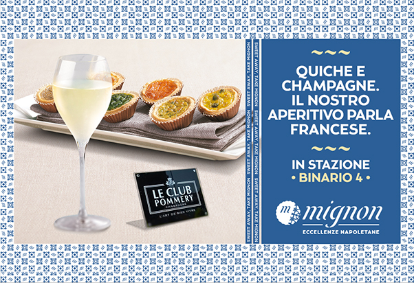 Mignon: apertitivo francese