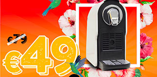 38% off on coffee machines