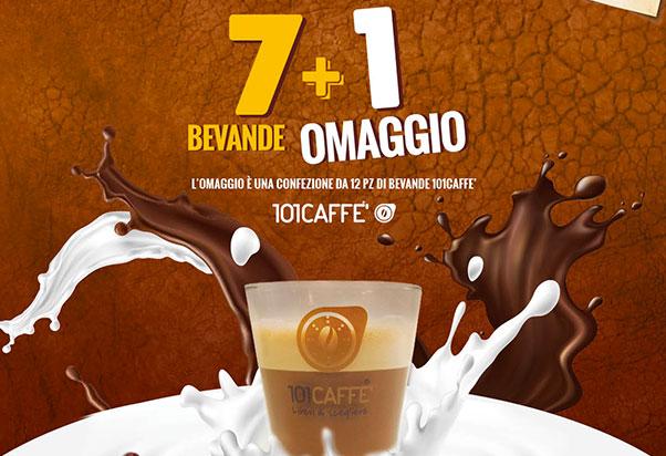 Promo 101 Caffè - Bevande
