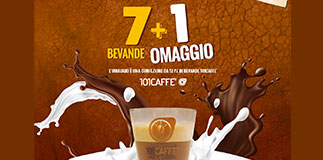 Promo: 101 Caffé - Drinks
