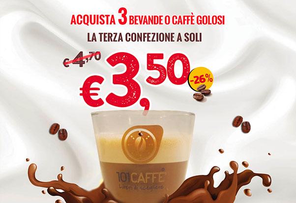 Promo caffè