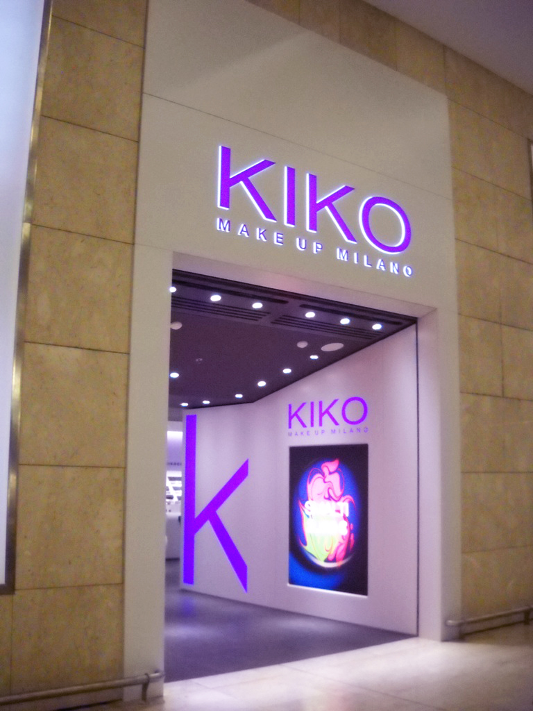 ​​KIKO MAKE UP MILANO