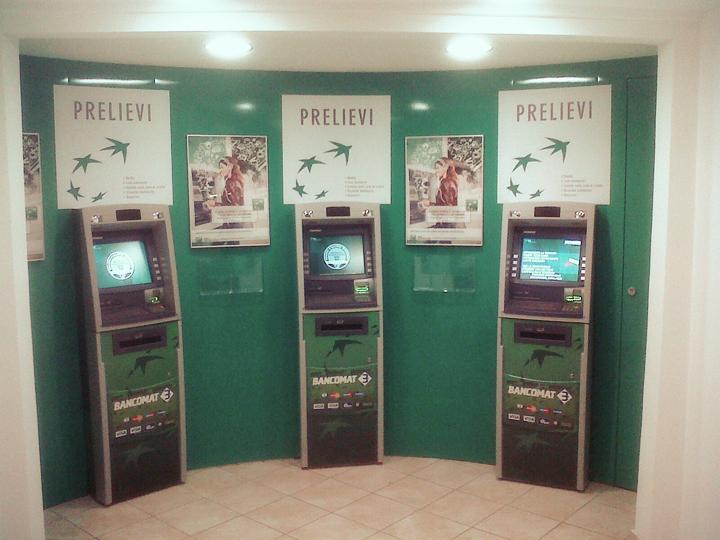BNL cash machine
