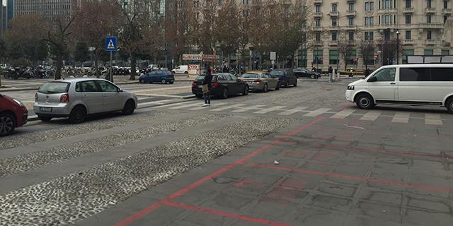 Parcheggio Milano Centrale Piazza IV novembre