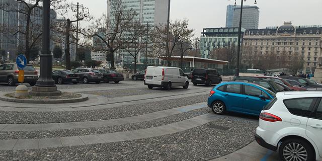 Parcheggio Milano Centrale Piazza Luigi di Savoia