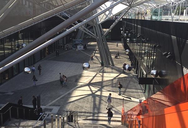 In Stazione inaugura la Galleria Garibaldi