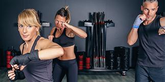 Masterclass di fitness a cura di Peppe Zinno